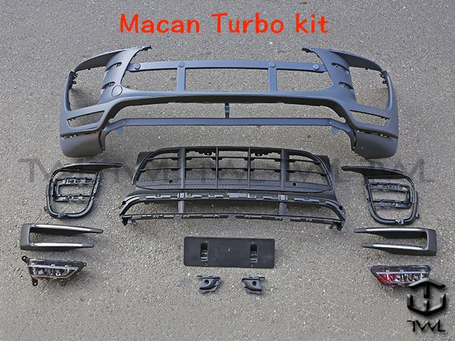 AEROTUN PORSCHE MACAN TURBO KIT