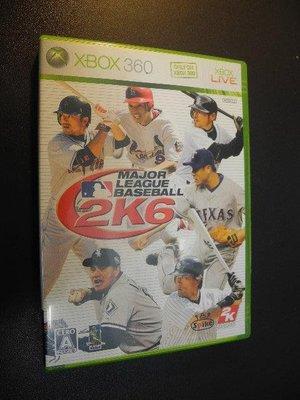 Major League Baseball 2K6 職棒大聯盟 2K6 │XBOX 360│編號:G3