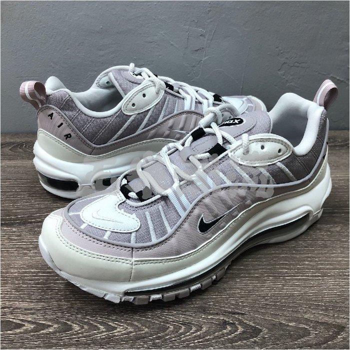 玉米潮流本舖 NIKE W AIR MAX 98 CI3709-001 女鞋 粉紫 藕色