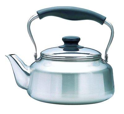 日本製造 限量品 好品質  304不鏽鋼的茶壺煮水壺 泡茶壺 水壺 燒開水壺   2016A