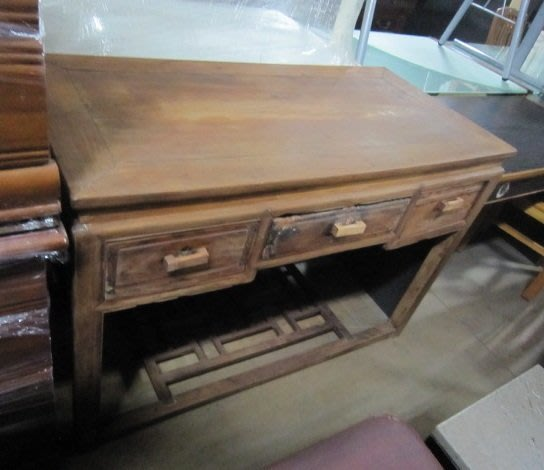 ㊖華威搬家=更新二手倉庫㊖中古老書桌電腦桌 收.購回收家具家電辦公傢俱