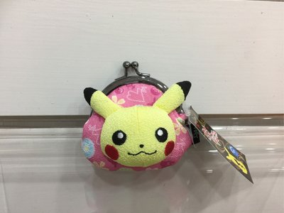 神奇寶貝皮卡丘零錢包(日本帶回來)