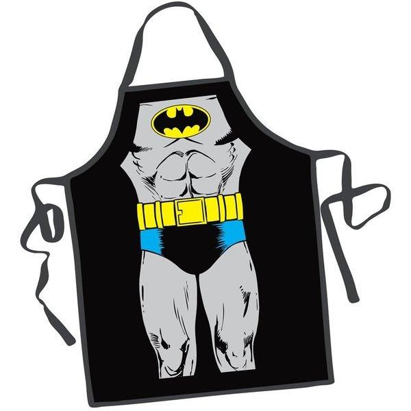 (I LOVE樂多)DC系列Batman 蝙蝠俠圍裙 送禮自用兩相宜
