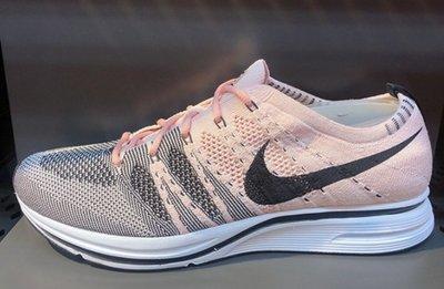 【RS只賣正品】NIKE FLYKNIT TRAINER 粉紅黑 編織鞋 慢跑鞋 AH8396-600 肯爺