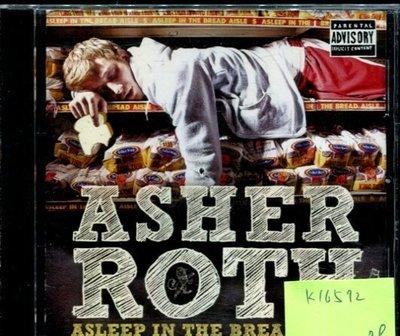 *真音樂* ASHER ROTH / ASLEEP IN THE BREAD AISL 二手 K16572 (封面底破)