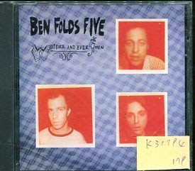 *真音樂* BEN FOLDS FIVE / HAREVER AND EVER MEN 二手 K31794