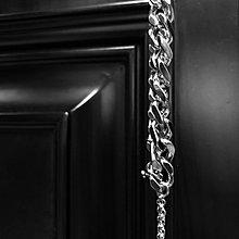 宏美飾品館~-TTULF- 原創LUKE VICIOUS風格百搭VINTAGE做舊雙層十字古巴項鍊