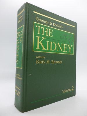 【月界2】Brenner and Rector's the Kidney-Vol.2(絕版)_6/e〖大學理工醫〗AER
