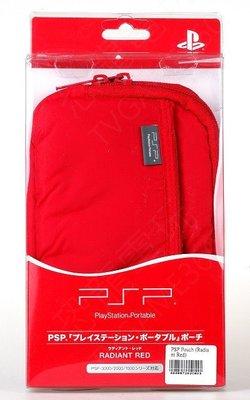 PSP Pouch 防撞包 (紅)【台中恐龍電玩】