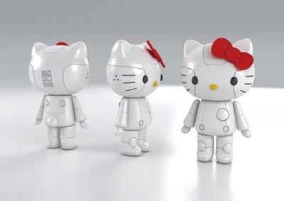 全新  未來樂園 20公分 Hello Kitty ROBOT KITTY 機器 凱蒂貓