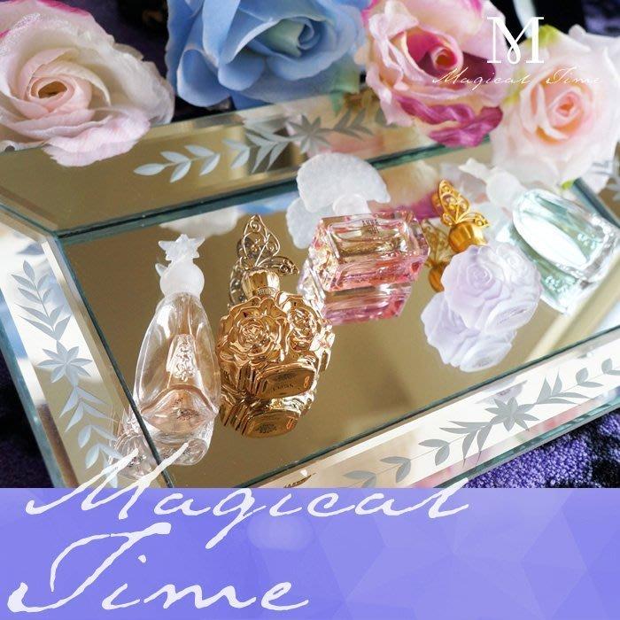 【∮魔法時光∮】CLARINS克蘭詩 威尼斯玻璃鏡面托盤/擺盤/糖果盤(入店招待)   四個