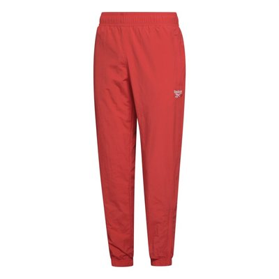 =CodE= REEBOK CLASSIC VECTOR TRACK PANTS 運動縮口長褲(紅)EC5786 BCW