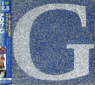 八八 - I LOVE R&B PRODUCE - HONEYZ,DOVE SHACK .- 日版 CD - NEW