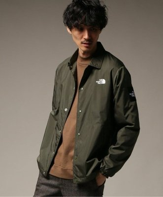 全新現貨 the north face TNF THE COACH JACKET 夾克 教練外套 日版 supreme