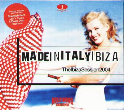K - Made in Italy: The Ibiza Session 2004 - NEW