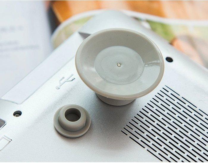 *蝶飛*筆電NB/平板電腦可用 增高散熱調整吸盤腳墊架 散熱吸盤 散熱腳墊 筆電底座支架