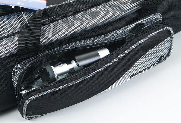 呈現攝影-MATIN 三腳架背袋 7號 83cm 外閃燈架袋 提袋燈腳架包/可裝2支燈架/柔光傘※