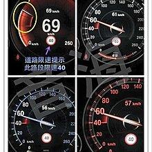 Bmw 數位儀表 道路限速顯示