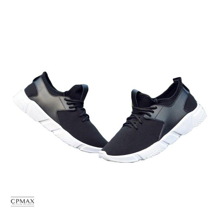 CPMAX 韓系休閒運動鞋 舒適透氣耐磨 學生運動鞋 男款布鞋 休閒款潮鞋 運動鞋 綁帶運動鞋 圓頭休閒鞋 【S54】