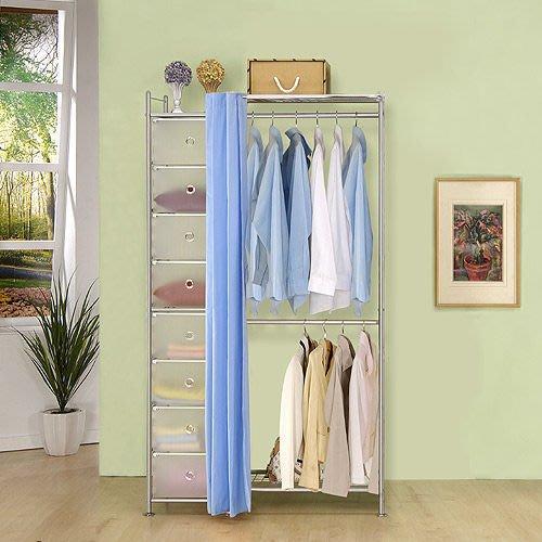 【中華批發網DIY家具】D-61-01-W2+PP型60公分衣櫥櫃-(前罩)不織布