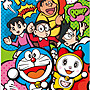 Doraemon 哆啦A夢排排站KABOOOOM悠遊卡(不分售)