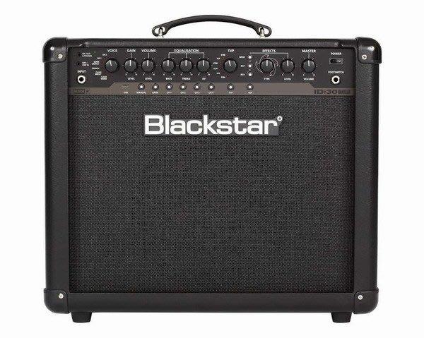 ☆ 唐尼樂器︵☆ Blackstar ID30 ID:30 TVP 電吉他音箱(真空管模擬/內建綜合效果器)