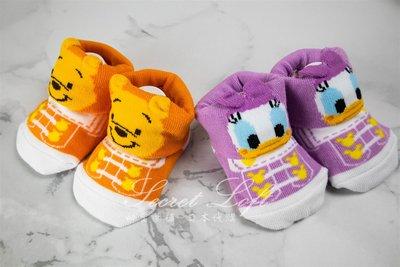 【秘密閣樓】日本迪士尼 黛西 小熊維尼 嬰兒襪 寶寶襪 9-11CM 日本代購