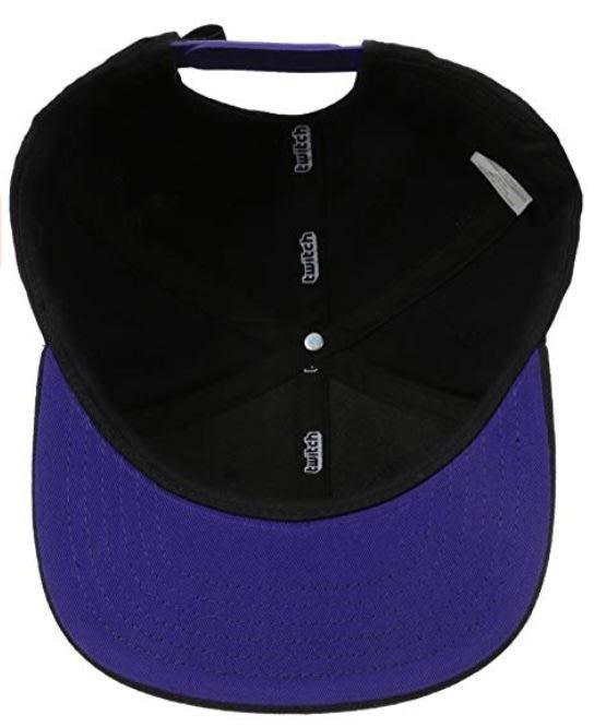 1069f71e9 現貨【丹】A_Twitch Glitch Emote Snapback 鴨舌帽 棒球帽 帽子