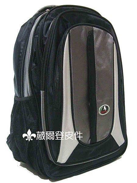 【補貨中缺貨葳爾登】JOCKEY電腦包公事包側背包,斜背包.手提包.書包,可後背包運動背包JK-6193灰色