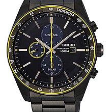 SEIKO *Men Chronograph Solar Watch SSC723P1 *精工光動能計時錶* 現貨*有保養 Whatsapp:90292663