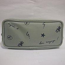 全新Cathay Pacific x Agnes B Business Class Overnight Kit Cosmetic Bag國泰航空商務艙化妝袋灰色