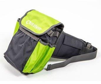 【山野賣客】Outthere 好野 台灣 搭帳達人腰包 綠/灰 隨身包 收納包 置物包 休閒運動腰包 AY01111