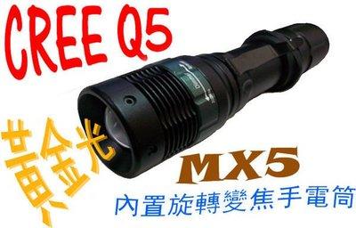 CREE Q5 MX5特殊『黃金光』多...