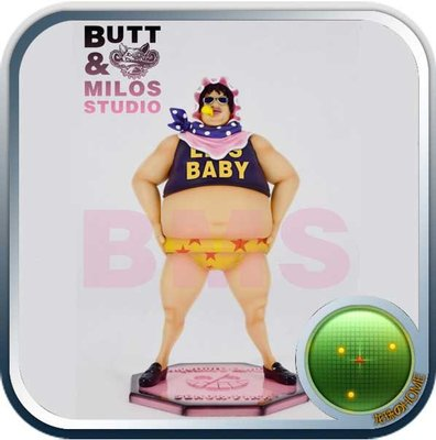 Butt&Milos 賽尼奧爾·皮克(明哥家族) GK雕像
