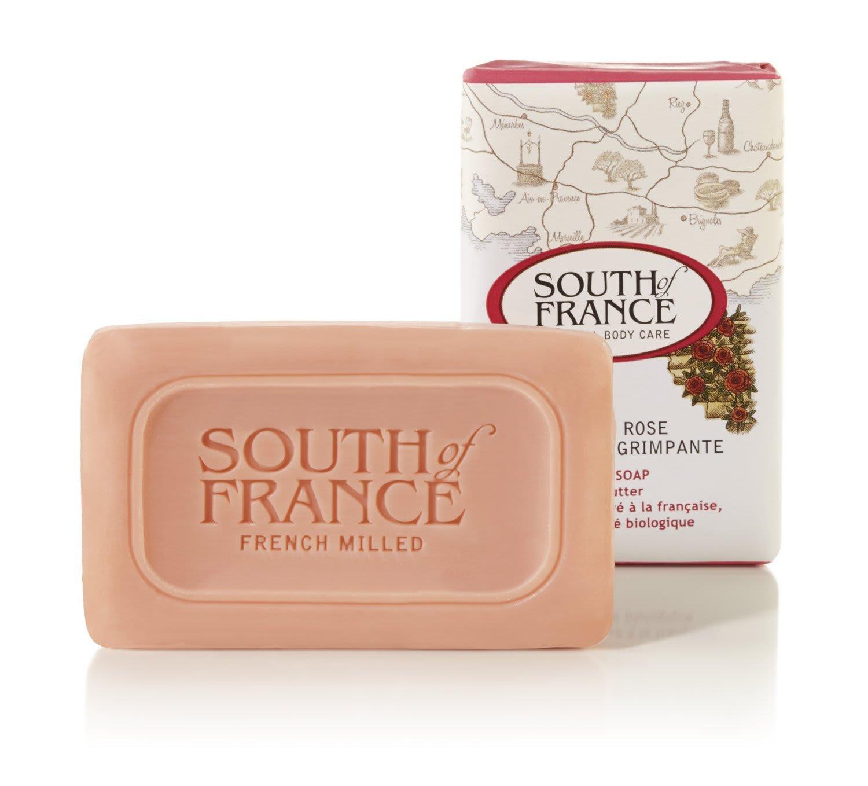 South Of France 南法馬賽旅行皂-玫瑰香頌手工皂Climbing Rose(42.5克)現貨/全膚質/香皂