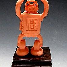【 金王記拍寶網 】(常5) W5166 早期台灣袖珍老玩具 筋肉人 老品一隻 絕版罕見稀少 (櫥櫃袖珍品老玩具珍藏)