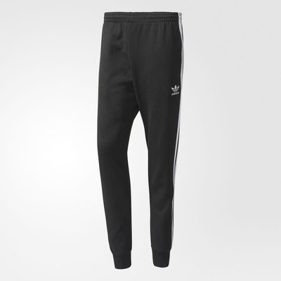 【Footwear Corner 鞋角 】Adidas Sst Cuffed Track Pants 愛迪達三線縮口長褲