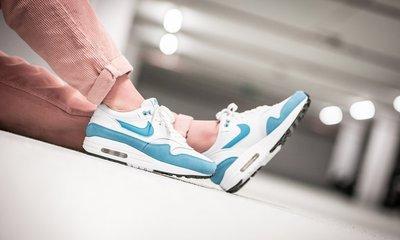 【現貨】Nike WMNS Air Max 1 (turquoise) - 319986-117 慢跑潮鞋 (04/27)