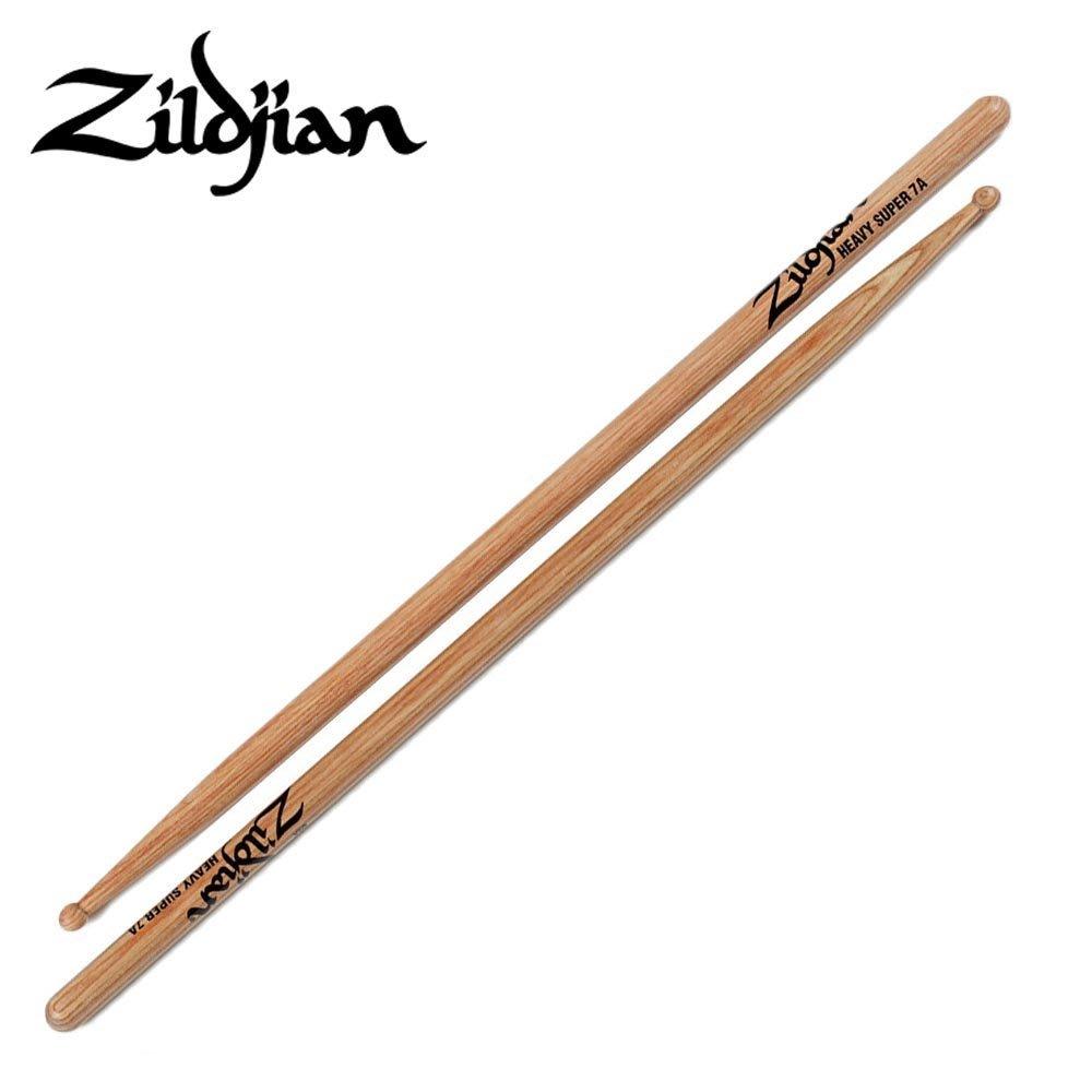 【小叮噹的店】全新 美國 Zildjian HS7AWN Heavy Super 7A Laminated 鼓棒 公司貨