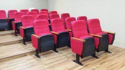 亞毅 06-2219779禮堂椅 電影院座椅 視聽椅 會議廳椅 紅色閱覽椅 台南市 台北市 高雄製造工廠