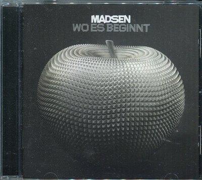 【嘟嘟音樂坊】馬德森樂團 Madsen - 尋根之旅 Wo Es Beginnt