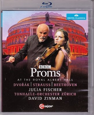 高清藍光碟 BBC Proms at the Royal Albert Hall 2014 BBC逍遙音樂會 25G