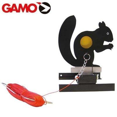 Speed千速(^_^)西班牙 GAMO 鋼製 松鼠靶 牽線歸位 免換靶紙省事又方便