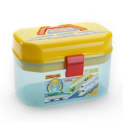 **花媽日本代購** TOMICA  トミカ 多美 小汽車收納盒 收納箱 玩具收納桶 醫藥工具箱(TOMICA黃色賣場)
