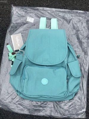 凱莉代購 Kipling k12147中型小翻蓋雙肩揹包 預購