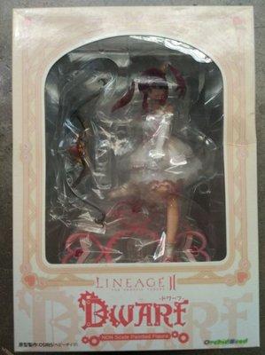 Shamoe OrchidSeed LineageⅡ 天堂2  矮人女戰士 Dwarf 現貨