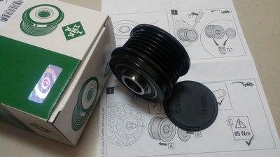 發電機 單向 軸承 皮帶盤 FOCUS 2.0柴油 07-11
