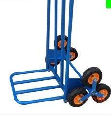 爬梯車,重型爬樓梯車:充氣輪,承重200KG