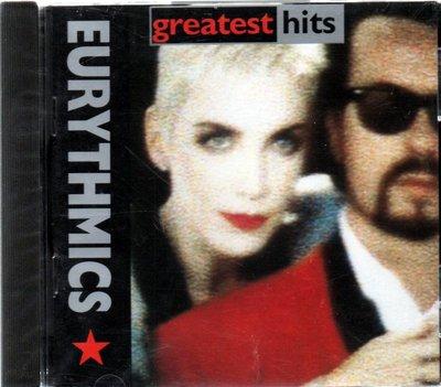 EURYTHMICS 舞韻合唱團 Greatest Hits 近新 再生工場1 03