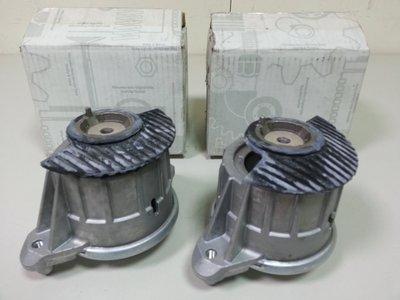 BENZ W204 C280 C300 C350 V6 引擎腳 (2顆售價) (賓士原廠貨) 2042404317
